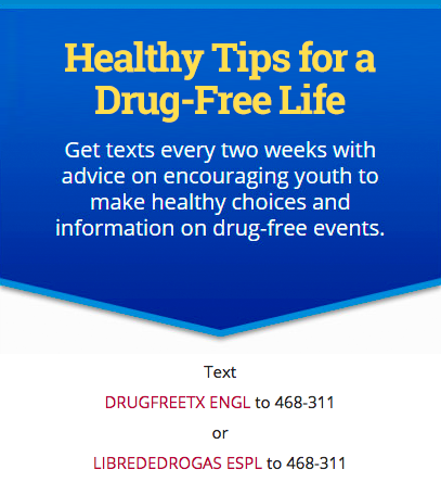 HHS_DFT_Text Messaging Sign-up Box_English